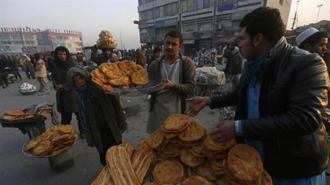 Afghanistan's poverty rate rises as economy suffers