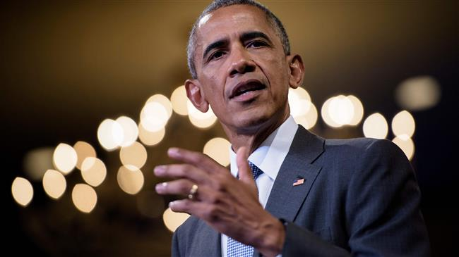 Trump is 'misguided,' Obama says