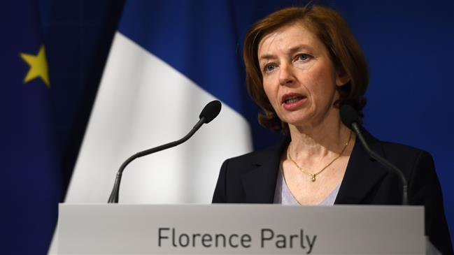 France defense chief against 'weakening' Iran deal