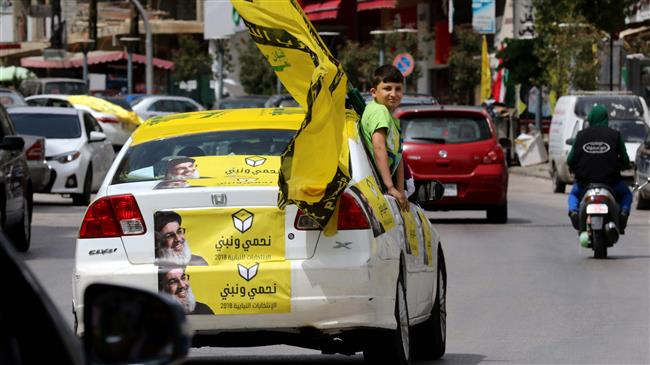 Results show Hezbollah gains in Lebanon elections