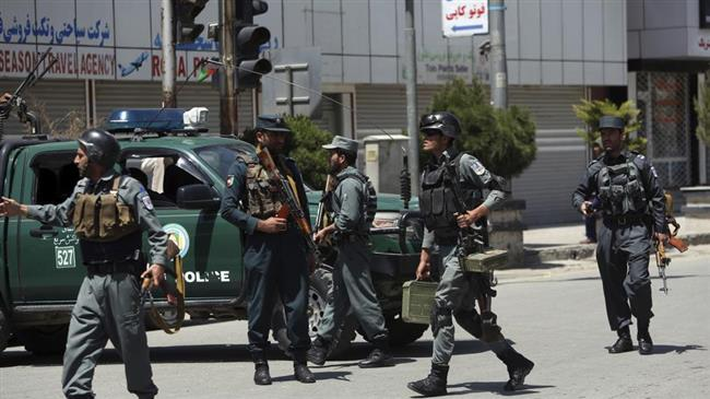 Afghanistan's capital hit by coordinated bombings
