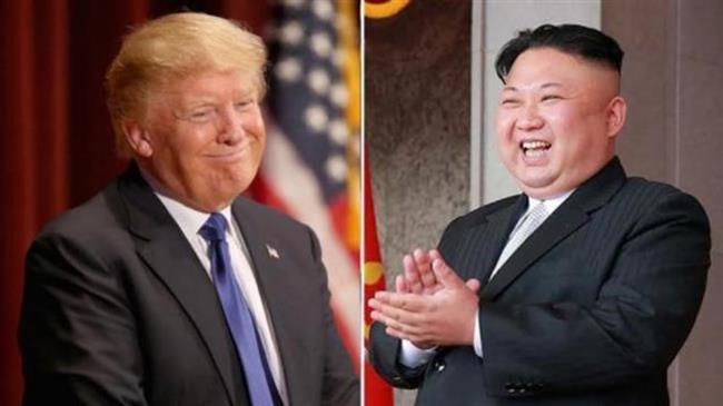 Trump says he will meet Kim in Singapore