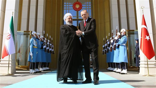Iran's Rouhani urges efforts against US 'unilateralism'