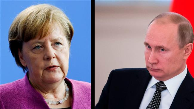 Russia, Germany committed to Iran nuclear deal