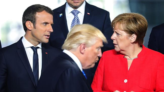 France, Germany urge Europe to act on US Iran sanctions