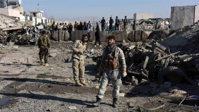 Taliban kill over 30 police in western Afghanistan