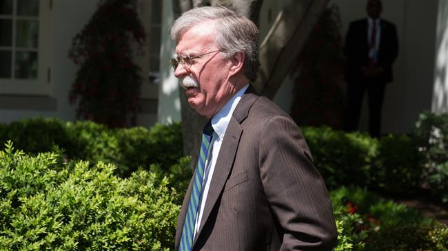North Korea must give up missiles and nukes: Bolton