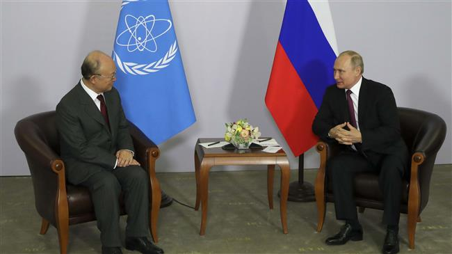 Russia's Putin reaffirms commitment to JCPOA