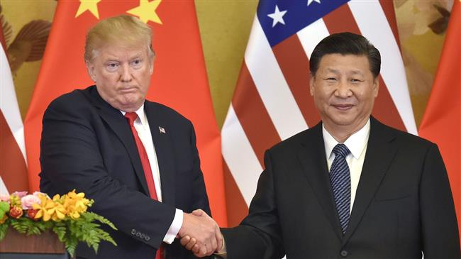 Trump on China trade: 'Be cool,  it will all work out'