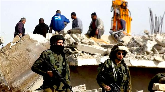 Israel expands army's authority to demolish Palestinian homes in West Bank