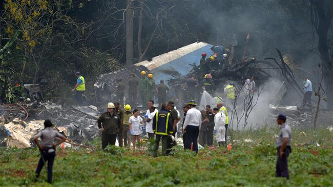 Over 100 killed in passenger plane crash in Cuba