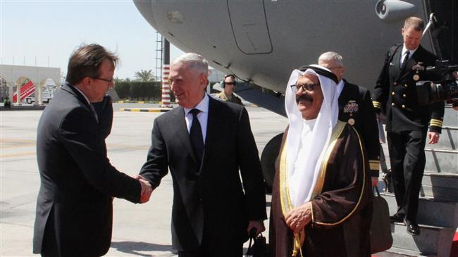US approves sale of bombs to Bahrain
