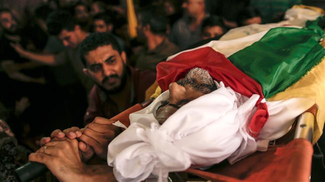 Three Palestinians succumb to Israeli gunshot wounds