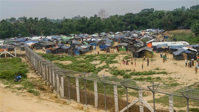 'Myanmar forcing Rohingyas to leave no man's land'