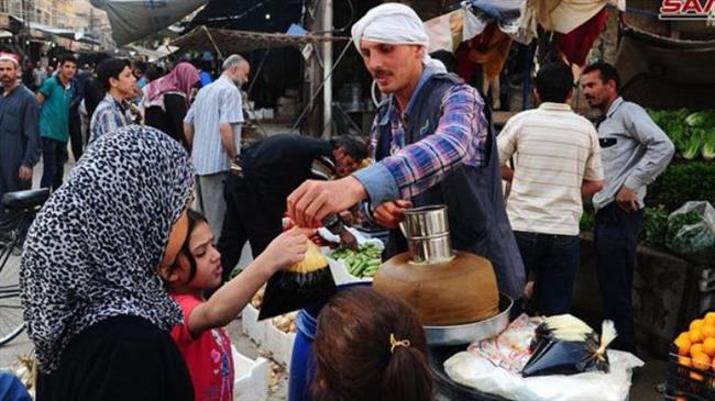Ramadan back to Syria's Eastern Ghouta after liberation