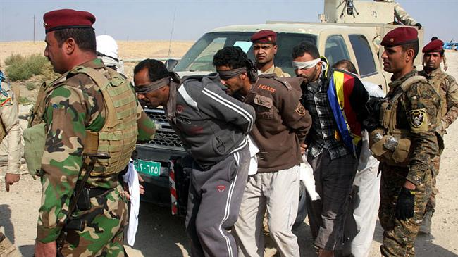 Iraqi court sentences two to death over Daesh links