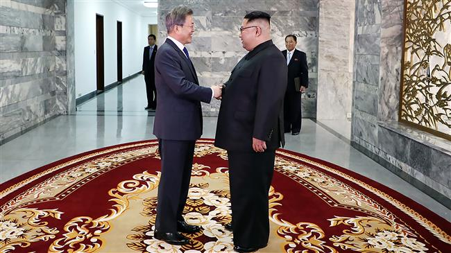 South, North Korean leaders meet to discuss US summit