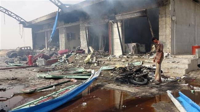 More Yemeni children fall victim to Saudi relentless war
