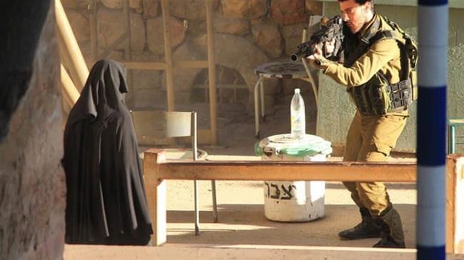 Video: Israeli troops shoot deaf Palestinian woman