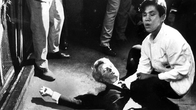 Who killed Bobby Kennedy? His son RFK Jr. speaks out