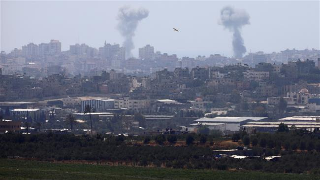 Hamas: Gaza groups agree to truce if Israel ceases fire