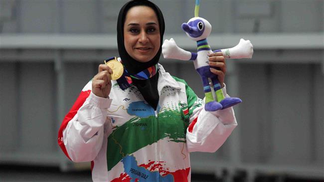 Iranian Paralympic shooter nominated for IPC award