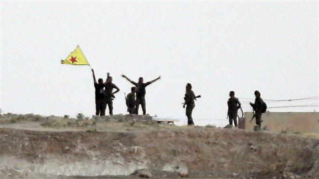 YPG militants to pull advisors out of Syria's Manbij