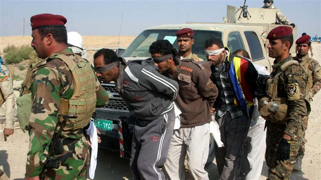 '150 Daeshis transferred to Baghdad to be executed'