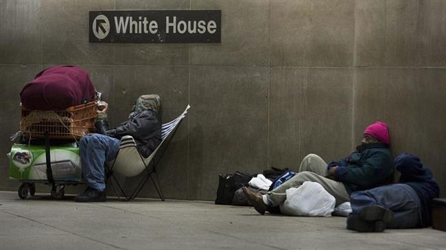 Poverty rate on rise under Trump presidency
