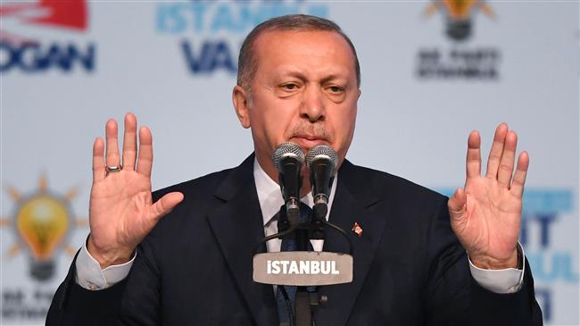 Turkey ready to attack northern Iraq: Erdogan
