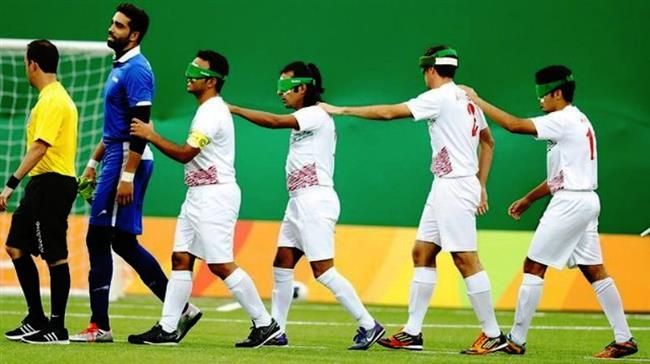 Iranian para footballers rout France in world c'ships