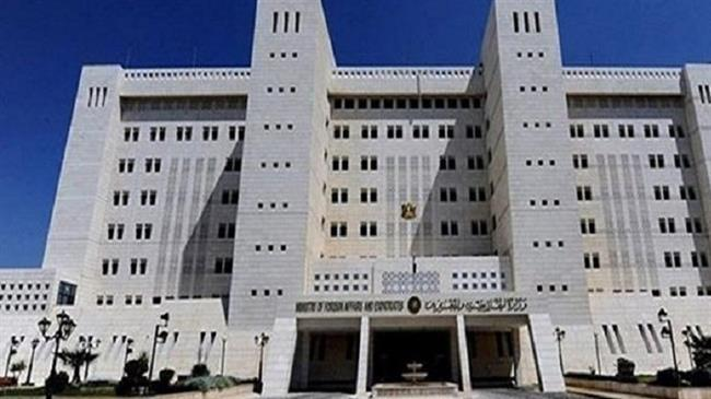 Syria censures US financial support to White Helmets