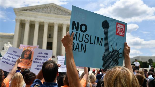 'US Supreme Court ruling on travel ban declaration of war'