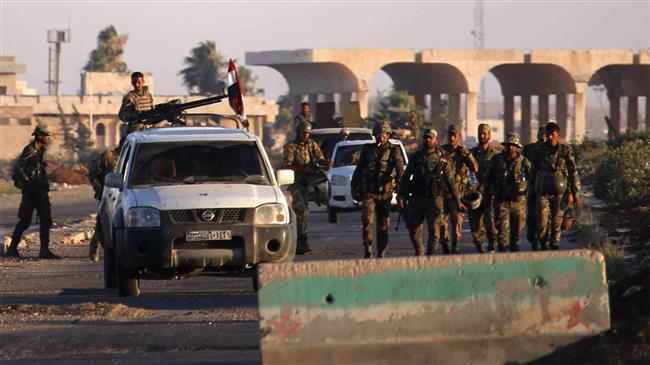 Syria, militants reach deal over Dara'a liberation