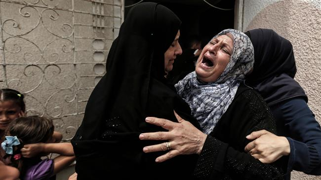 Palestinians hold funeral for teen killed by Israel