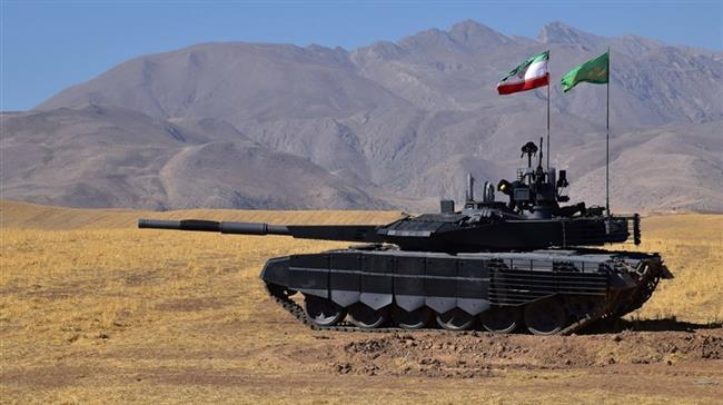 L'Iran renforce son armée de terre