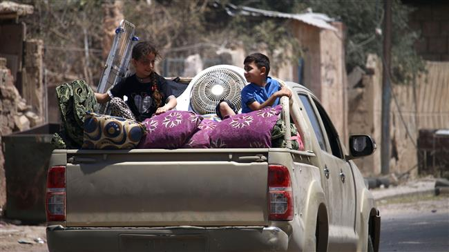 '750k IDPs in Syria returned home in first half of 2018'