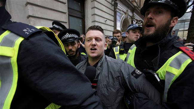 Trump supporters backing UK Islamophobic figure
