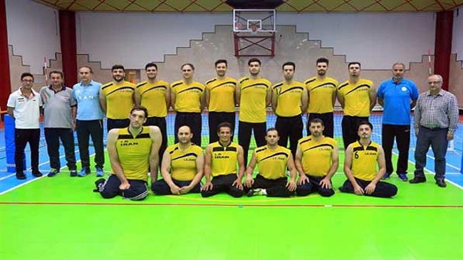 Iran moves past Egypt in Sitting Volleyball World C'ships