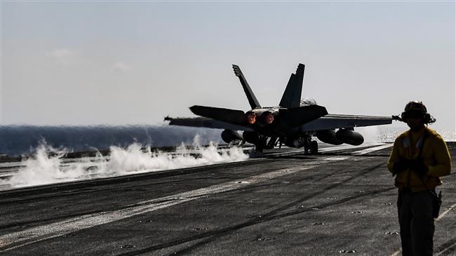 US-led coalition commits 'new massacre' in Syria
