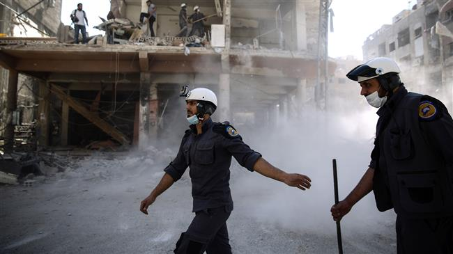 White Helmets evacuated from Syria to Israel: Report
