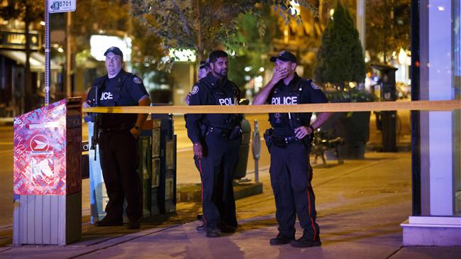 Shooting spree kills two, injures 12 in Canada's Toronto