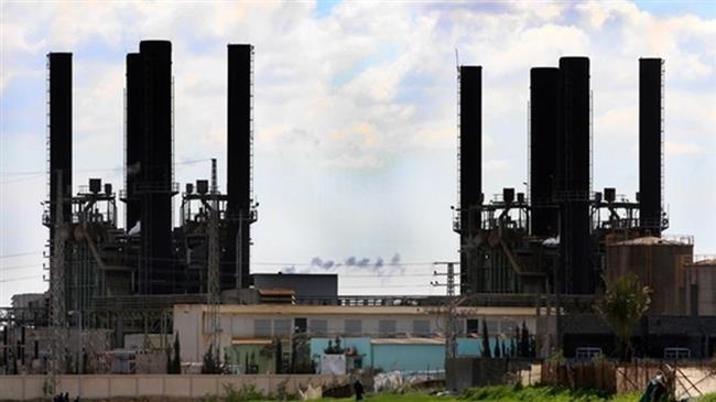 Gaza power plant shut down due to fuel shortage