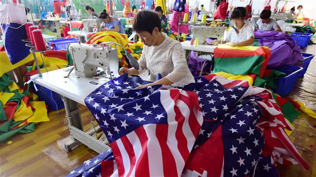 China 'fully prepared' for US trade threats