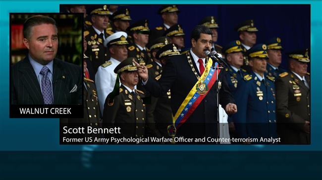 'CIA involved in Maduro assassination attempt'