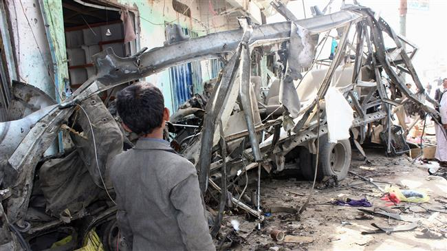 US, UK must stop backing Saudi war on Yemen: Analyst