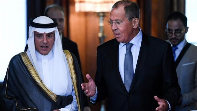 Lavrov: Terror 'abscess' in Idlib must be destroyed