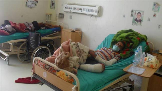 Saudi blockade severely disrupting aid work in Sana'a