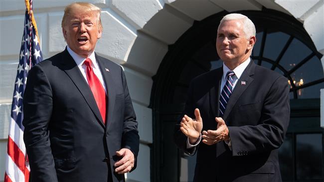 Trump impeachment certain if Dems win House: US VP