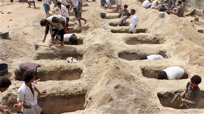UK govt. 'concerned' by Saudi killing of Yemeni civilians